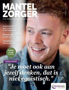 Magazine Mantelzorger Jonge mantelzorgers