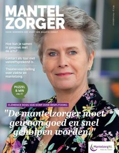 Magazine Mantelzorger Respijtzorg