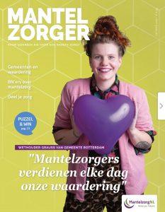 Magazine Mantelzorger Dag van de Mantelzorg
