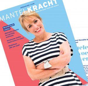 Magazine MantelKRACHT: thema veranderende relaties