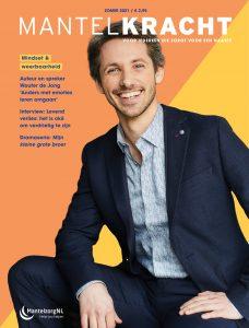 Magazine MantelKRACHT: Mindset en weerbaarheid